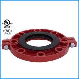Cotovelo Grooved 42.4 do ferro Ductile aprovado de FM/UL