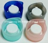 Flaschenkapsel mit Silikon/Plastikschutzkappen-/Flaschen-Deckel (SS4310)