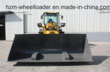 FL300kn Wl300 Hzm 938 3.8ton 큰 물통 수용량 앞 바퀴 로더
