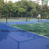 Cn-S02 Spu Pista de tenis Deportes de suelo con el certificado Iaaf