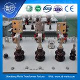 10kv type immergé dans l'huile transformateur d'alimentation amorphe de distribution d'alliage