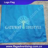 Duradera 100% poliéster ignífugo bandera, la bandera de deporte, logotipo de la bandera, la bandera de la empresa