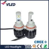 고성능 6400lm 9007 기관자전차 LED 헤드라이트