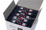 Rectángulo de regalo modificado para requisitos particulares del papel de la cartulina de la impresión con la cabecera para el vendaje adhesivo