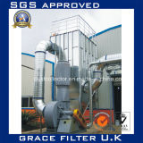 Sistema industriale del filtro a sacco (DMC 64)