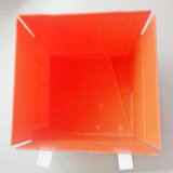 Reciclável PP Corrugado Corflute Caixa Caixa Dobrável Caixa Debrável Padrão