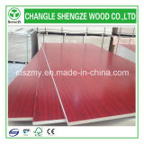 Grain 목제 Color 3mm 4mm 5mm Solid Color Faced MDF