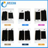 iPhoneのための元の卸し売り移動式携帯電話LCD 5s 5cスクリーン表示と6 6s