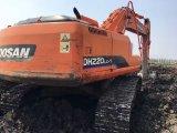 Excavatrice utilisée de Doosan Dh220LC-7 (excavatrice DH220LC-7 de chenille de DOOSAN)