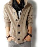 Ment ворота стойки зимы высокого качества свитер/пальто толщиного