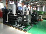 Conjunto de generador eléctrico de la potencia de Lvhuan con el motor diesel silencioso