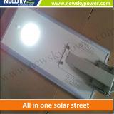 2016 neue Auslegung-preiswerte Solarstraßenlaterneintegrierten Solarstraßenlaterne-Solarzellen-Straßenlaterne