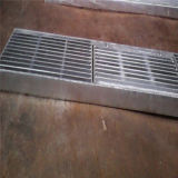 MID galvanizzato Steel/Grating per Drainage Channel