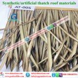 bij-005 synthetisch met stro bedek Kunstmatig Dak met stro bedekken, met stro bedekken Dakwerk - Alibaba