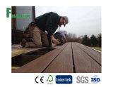 Anti Decking de madeira ao ar livre de estática dos compostos de WPC Polatsic