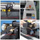 Machine de découpage en cuir de laser de tissu de vente d'appareil-photo de textiles chauds de CCD 1390