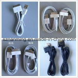 30 Pin에 iPhone/iPad/iPod - White를 위한 USB Charge Cable