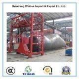 반 50cbm 대중적인 디자인을%s 가진 중국 공장에서 대량 시멘트 유조선 트레일러