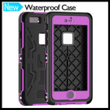 Водоустойчивое iPhone Apple аргументы за Shockproof Snowproof Dirtproof Cover 6 4.7 Inch