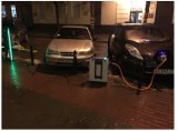20kw Portable EV Quick Charging Station Chademo/CCS Setec Evcharger 7kw - 120kw
