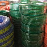 """Tuyau de jardin vert-foncé de PVC (1/2 """") pour l'approvisionnement en eau"""