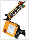 F24 regolatore a distanza industriale senza fili di doppia velocità del tasto di serie 12