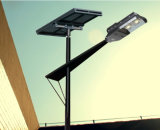 Design de módulo 40W / 80W / 120W LED Solar Street Light