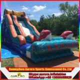 Riesiges aufblasbares Schloss, aufblasbare Spaß-Stadt, aufblasbarer Spielplatz für Kinder