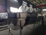 De Lijn van de Slachting van het Gevogelte van het roestvrij staal (spiraalvormige het vooraf koelen machine)