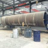 Equipamento químico da máquina de enrolamento dos tanques de FRP