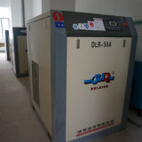 Compresseur d'air rotatoire à haute pression de vis de Dlr Dlr-50A (commande par courroie)