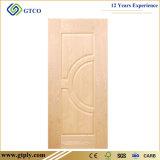 el nuevo MDF del diseño de 3m m moldeó precio de la hoja del laminado de la piel de la puerta