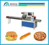 Máquina de embalagem do fluxo para o pão, producto, acondicionamento de alimentos