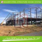고품질 쉬운 조립된 강철 구조물 작업장 창고