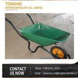Wheelbarrow do concreto do metal da alta qualidade do preço do competidor