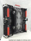 P4.81 крытый экран дисплея Rental СИД, шкаф заливки формы алюминиевый СИД