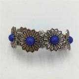 De uitstekende Armband van de Juwelen van de Steen van de Hars van de Armband van de Manier van de Legering