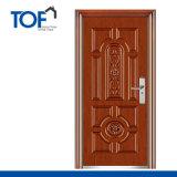 Soncap aprueba la puerta de entrada de acero del apartamento de la seguridad