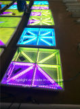 Rigeba 1X1m LED Dance Floor para Stage Party Party Party