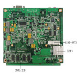 Intel Atom Embeded 3.5inch Motherboard com Fan New 2014 Products
