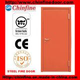 Porte en acier évaluée du feu (CF-F002)