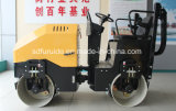 Vibratory Road Roller Tandem Vibratory Rollers (FYL-880)에 탐