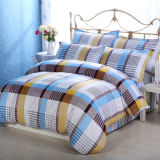 HomeまたはHotelのための快適なCotton Bedding Set/Bed Sheet/Pillowcases /Duvet Cover