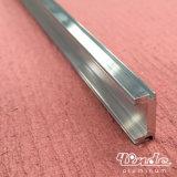 Espulsione di alluminio/profilo di alluminio con la scanalatura laterale