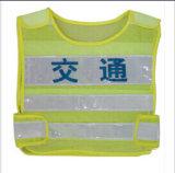 Maglia riflettente poco costosa della maglia di sicurezza/riflettore di traffico/maglia del riflettore (SYFGBX-10VC)