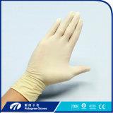 Puder-oder Puder-freie Prüfung-Handschuhe für Latex mit FDA Bescheinigung