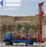 Plate-forme de forage montée par camion de puits d'eau de GLIII