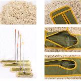 De limpeza de microfibra Andar Mop Pad por Olive Green Colors