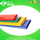 Verstärkter flacher flexibler Schlauch Belüftung-Layflat /Lay für Wasserversorgung-Bewässerung-Aufbau-Technik, landwirtschaftlich