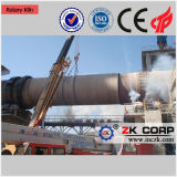 中国の省エネの回転式か焼炉